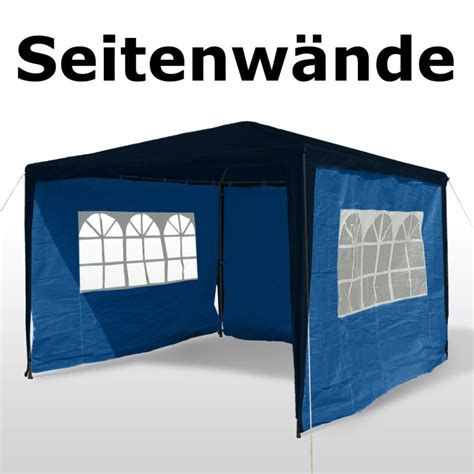 Pavillon Zelt Jumbo by 4 St 252 Ck Seitenw 228 Nde Partyzelt Shop Gonser