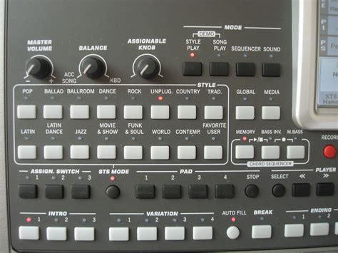 Keyboard Korg Pa900 Baru korg pa900 image 763142 audiofanzine