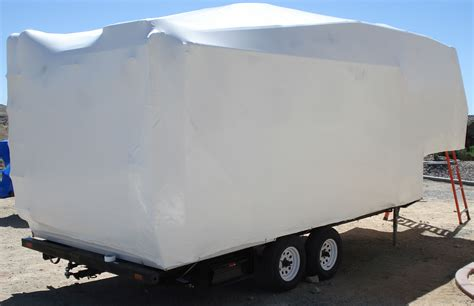 boat shrink wrap by the foot traditional rv shrink wrapping kit for 10 ft trailers up