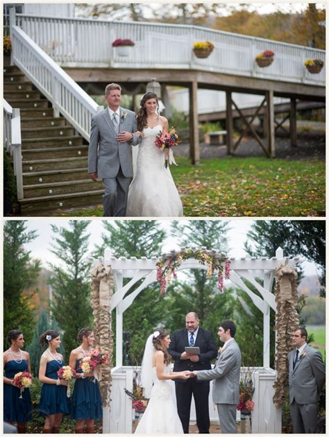 The Barn Bloomsburg Pa Diy Barn Wedding With Wheat Centerpieces The Budget