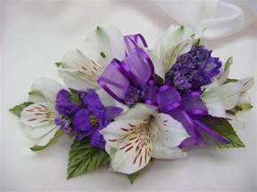 purple corsage homecoming corsages and boutonnieres on homecoming wrist corsage and floral supplies