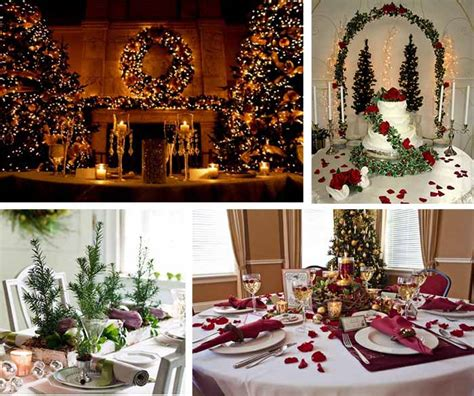 winter wedding inspiration christmas wedding ideas