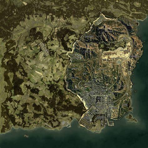 mod gta 5 dayz dayz chernarus vs gta 5 map comparison dayz tv