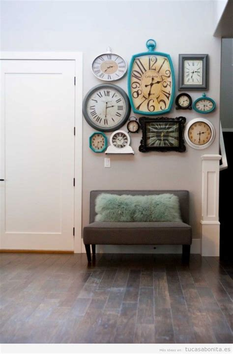 murales hechos  fotos relojes  letras  decorar