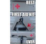 Best First Aid Kit Ever