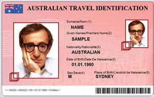 Australian Id Card Template by Id Gallery Of Pictures Id Uk