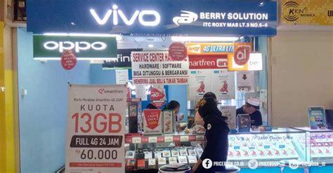 toko hp  itc roxy mas rekomendasi pricebook pricebook