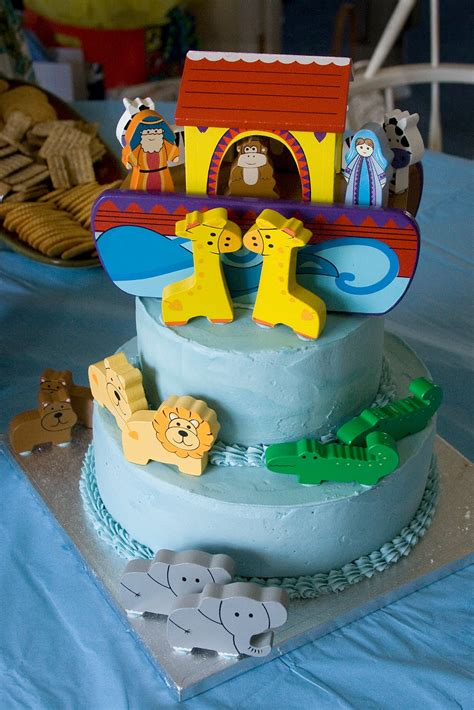 noahs ark birthday party   perfect choice