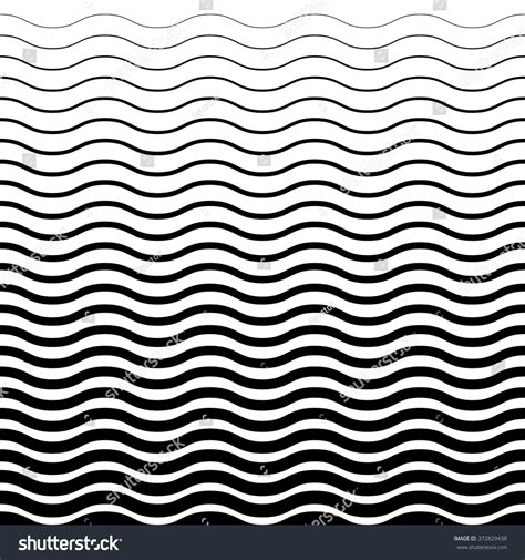 stock wave pattern wave pattern wave background in vector 372829438