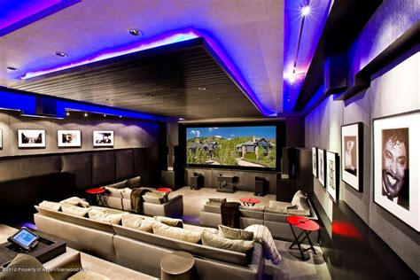 home theater design lighting 15 home theatre inspirations wow amazing