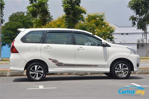 End Pillar New Avanza Vvti review 2015 toyota avanza new engine familiar basics carlist my malaysia s no 1 car site
