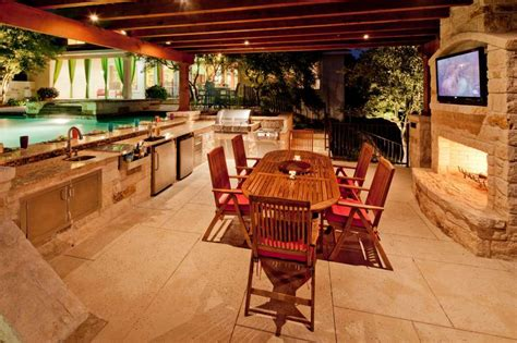 Outdoor Kitchens San Antonio Tx by Planning A Functional Outdoor Kitchen San Antonio