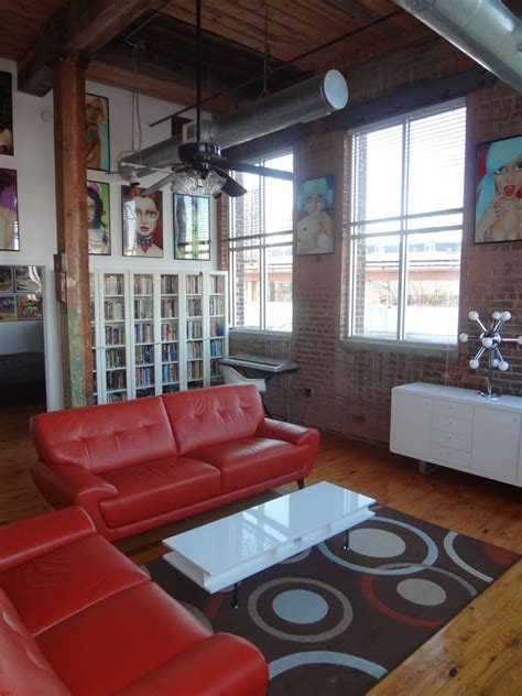Mattress Factory Lofts by We Our Mattress Factory Loft Exposed Brick Large