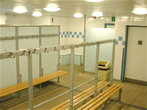 Pool Changing Rooms by Riddings Pool Steve