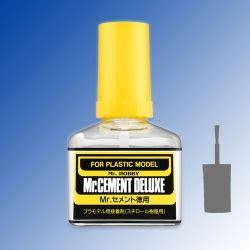 Mr Cement Deluxe Mr Cement S glue hm hobbies