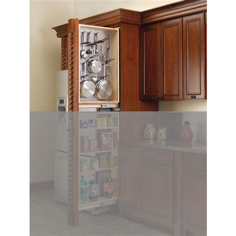Kitchen Cabinet Filler by Kitchen Cabinet Filler Organizer With Perforated