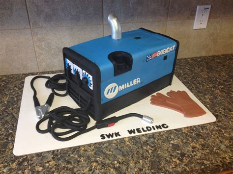 Welding Cake by Welder Cake Che Should Do This For Ellys You For