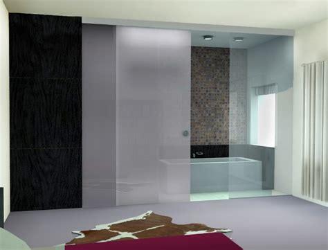 Glass Door For Bathtub by Trendy Bathroom Sliding Glass Doors For Decorating Your Bathroom Decolover Net