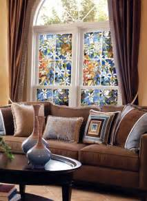 Feng Shui Kitchen Design Stained Glass Painting Ideas Bringing Spectacular Colors