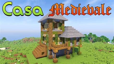 casa medievale come costruire una casa medievale senza texture pack