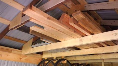 optimizing storage   shed