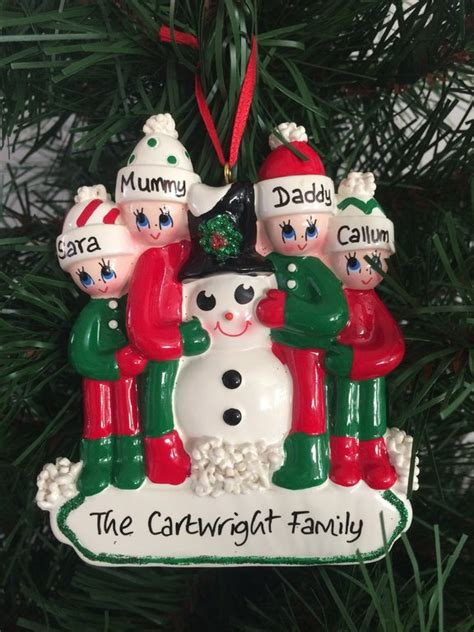 4ft rag doll snowman family decoration 100 images 6 snowman family