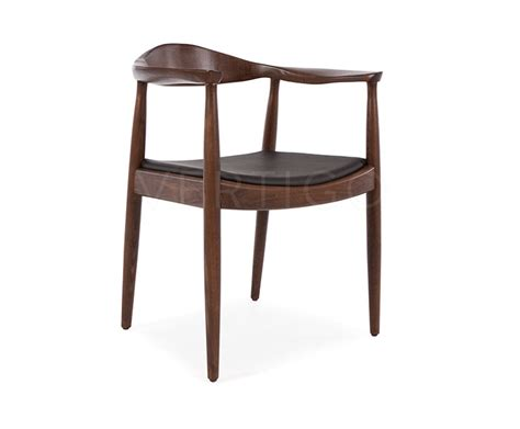 Hans Wegner Dining Chairs The Chair Wooden Dining Chair Inspired By Designs Of Hans Wegner Vertigo Interiors