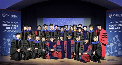 Wharton Mba Strategies And Practices Of Family by Wharton Graduation 2016