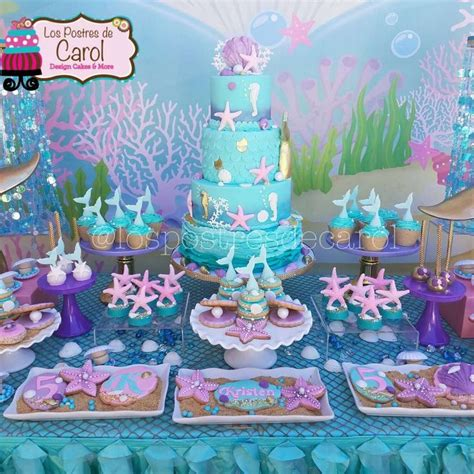 mermaid theme decorations best 20 mermaid cupcakes ideas on mermaid