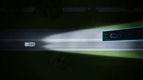 Low Beam Lights Should Be Used In by Volvo Reinvents High Beams To Make Driving Safer