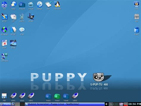 puppy linux puppy linux para linux