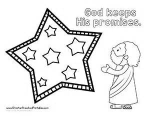 Outline In Color Promises by 25 Best Ideas About Abraham Bible Crafts On Abraham Bible Story Preschool Bible