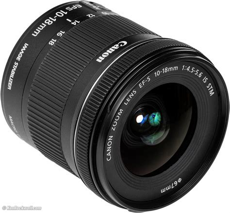 Lensa Canon Wide 10 18mm canon 10 18mm stm review