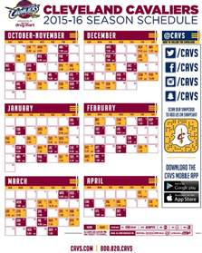 cleveland browns home schedule here s the 2015 2016 cleveland cavaliers schedule