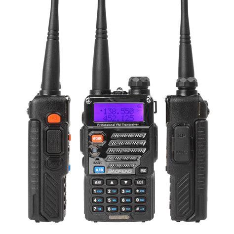 Baofeng Uv 5re baofeng uv 5re uv 5re new version dual band uhf vhf walkie