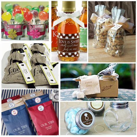 creative wedding favor ideas on a budget how to avoid cheap diy wedding favors