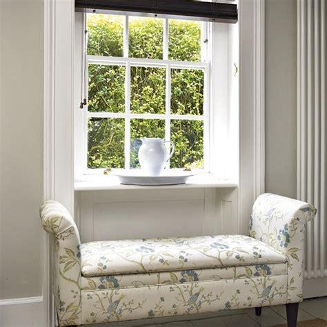 hallway window seat hallway chaise longue - Window Seat Uk