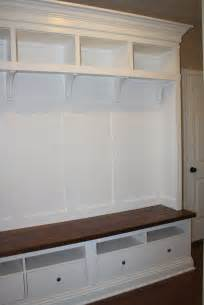 Mudroom Organizer by Mudroom Storage Ikea Hackers Ikea Hackers