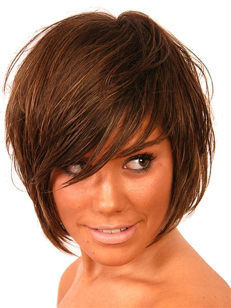 Bob Haircut With Style | bob haircut with bangs bob hairstyle ideas for girls