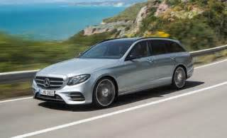 Mercedes Station Wagons 2017 Mercedes E Class Wagon News Car And Driver