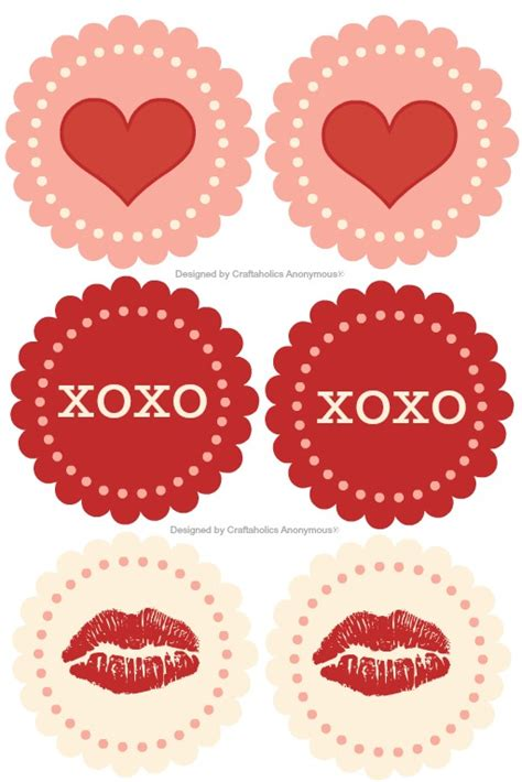 printable valentine images craftaholics anonymous 174 a valentine printable just for you