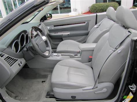 2008 Chrysler Sebring Interior by 2008 Chrysler Sebring Limited Hardtop Convertible Interior