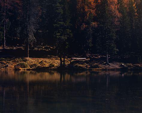nx lake fall river mountain nature wallpaper