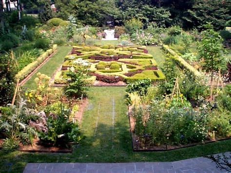 the backyard gardener rosemary s sler knot gardens