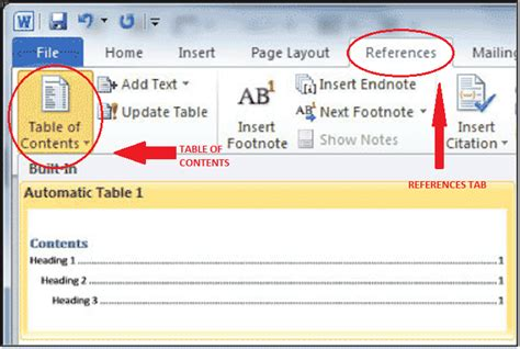 Table Of Contents In Powerpoint 2013 Accessibility At Penn State Microsoft Word Tips Template Penn State Powerpoint Template
