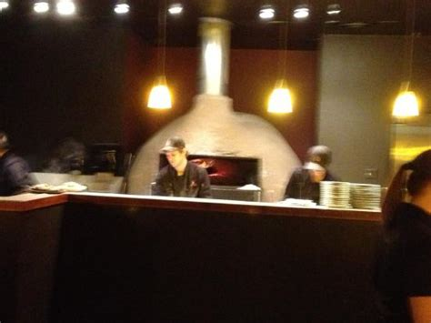 New York Pizza Kitchen Napa by Napa Wood Fired Pizza Bar Area Picture Of Napa Wood