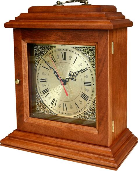 Home Decor Bathroom Vanities by Amish Antique Mantel Clock