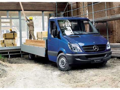 New Mercedes Sprinter 519 Cdi Lwb Cab Chassis Light