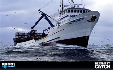 northwestern fishing boat jobs deadliest catch northwestern boats ships pinterest