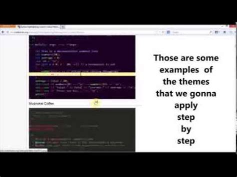 code blocks colour themes conf how to change text color in console apps using c c on